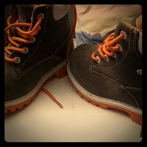 Lugz kid boots